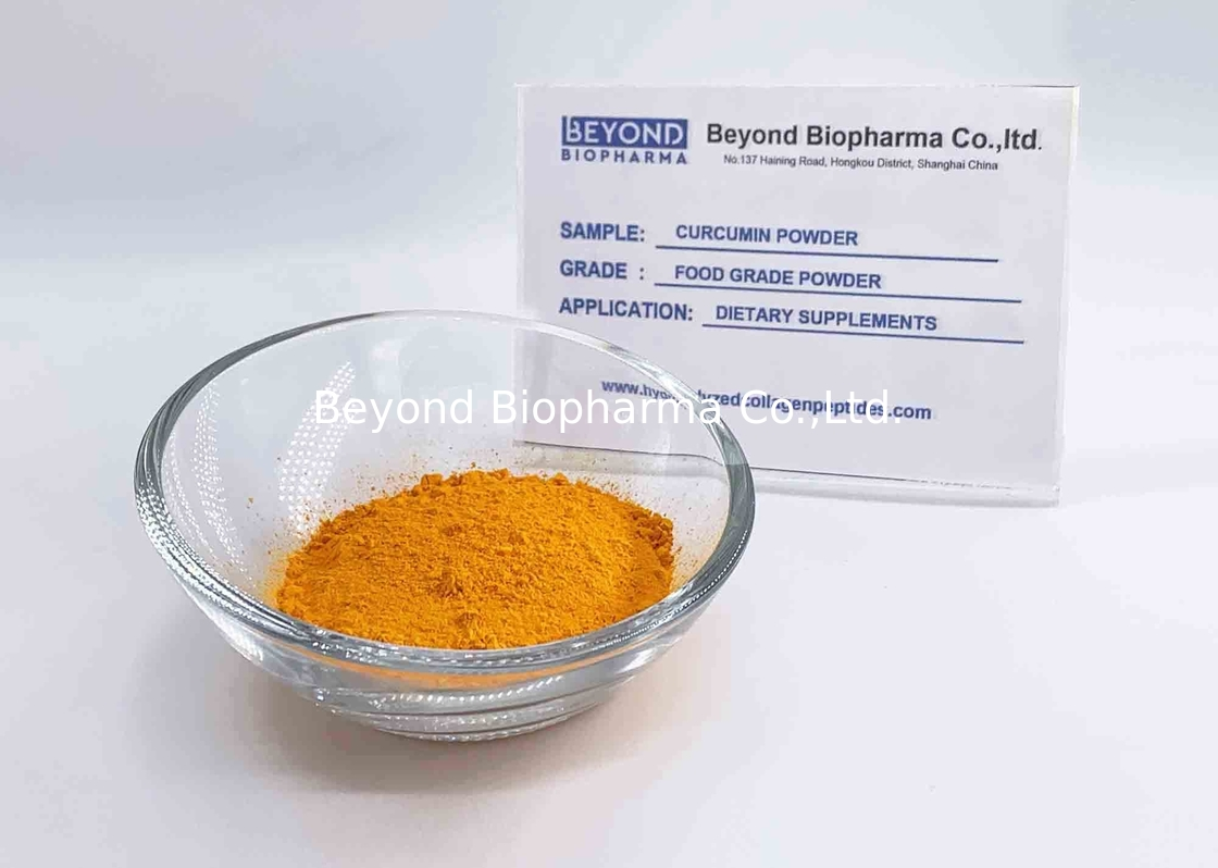 Natural Turmeric Powder With High Curcumin Content Food Preservative